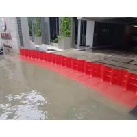 御洪红色L型红色塑料挡水板价格