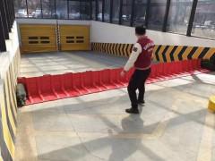 L型拼接式红色防洪板  ABS塑料防汛