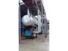 硅酸铝彩钢板罐体保温工程 白铁管道