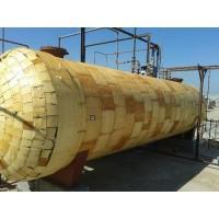 岩棉卷毡罐体保温工程 专业除尘