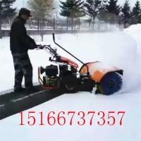 滚刷清雪机多功能扫雪车小型除雪