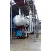 锅炉白铁管道保温防腐工程 岩棉