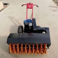 公路除雪车多功能扫雪车滚刷式扫