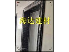 安徽河南生产啡网电梯石塑门套线的