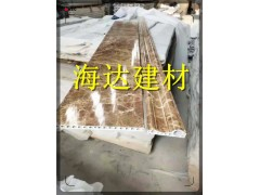 黑龙江浙江生产石塑电梯大门套的优