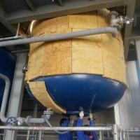 空调冷凝水管道保温施工橡塑管壳