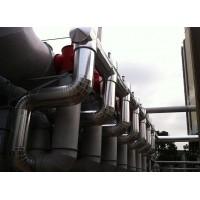 白铁皮保温设备岩棉管铝皮保温施
