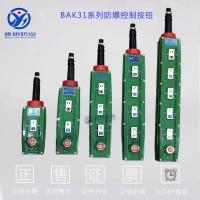 BAK31防爆控制按钮5A36V6钮8钮10