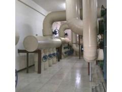 聚氨酯瓦壳设备管道保温承包铝皮白
