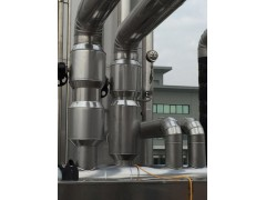 高温设备岩棉管保温橡塑聚乙烯保温