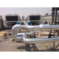 排水管道保温施工队玻璃棉管镀锌