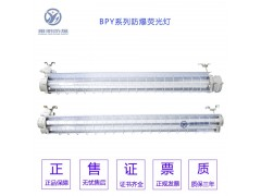 IIB级防爆荧光灯 BPY-2*40w隔爆型荧