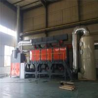 工业用催化燃烧废气净化处理环保设备部件说明