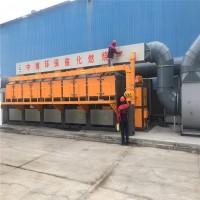 工业有机废气回收净化环保设备催化燃烧器批发