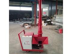 小型混凝土输送泵5米二次结构浇柱