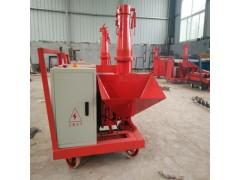 二次结构浇筑泵机小型浇筑机厂家