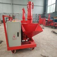 二次结构浇筑泵机小型浇筑机厂