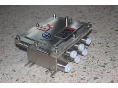 BJX-400*400不锈钢防爆接线箱 防爆