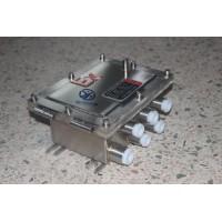 BJX-400*400不锈钢防爆接线箱 防