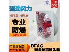 BFAG-600/0.37KW9500m3/h防爆排风扇