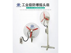 摇头式FB-500/600/750防爆电风扇牛