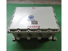 BJX-100A防爆接线箱 铸铝防爆分线箱空箱图1